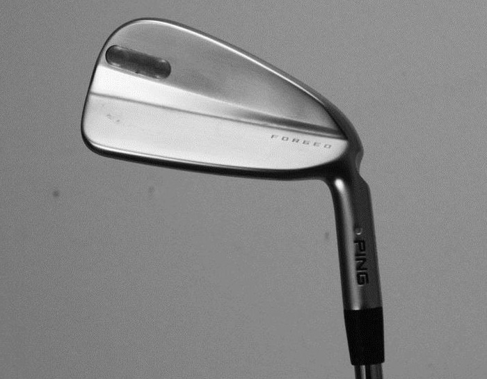 Uncle Steve The New Ping Forged Iblade Is Here Golfbuzz