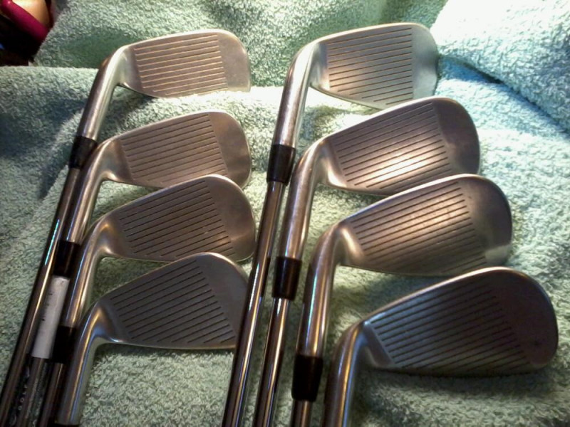 Callaway X 22 Tour Irons Golfbuzz