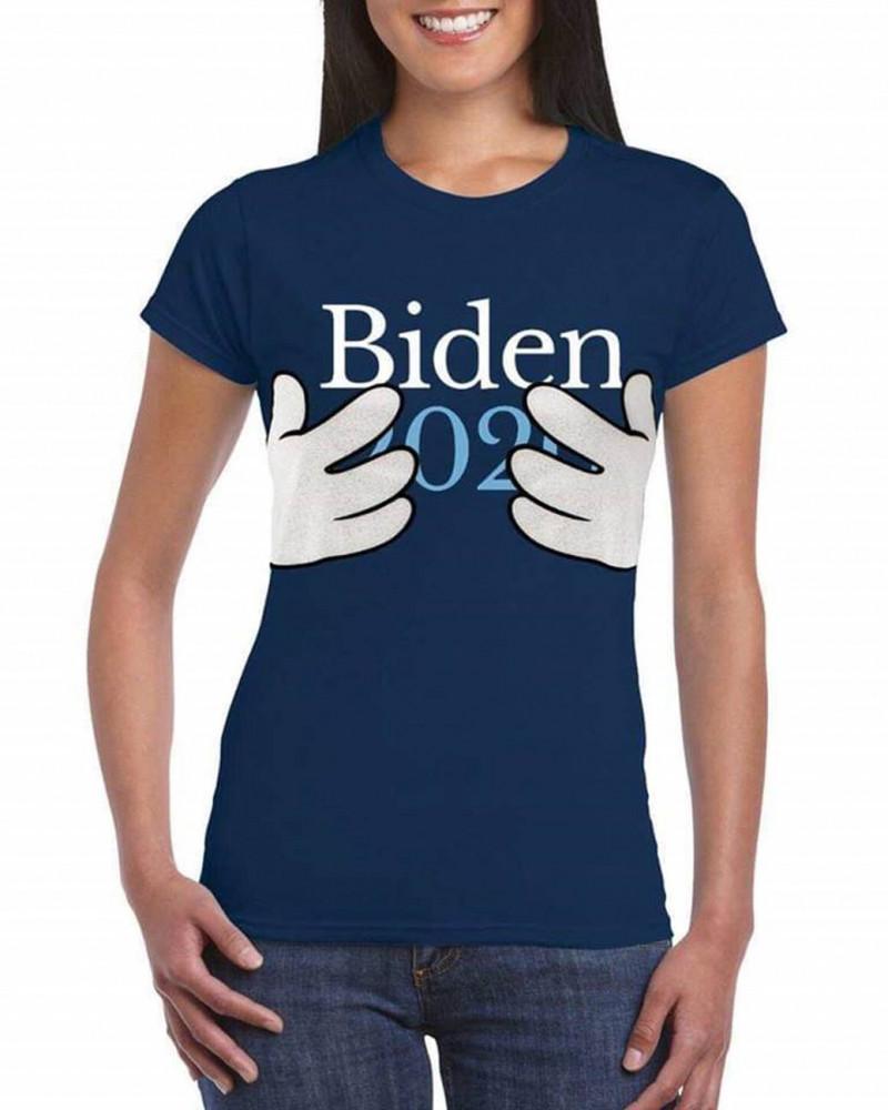 Biden T-Shirt - GolfBuzz
